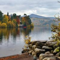 autumn lake district