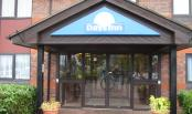 Durham Days Inn Entrance