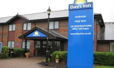 Durham Days Inn Front 2